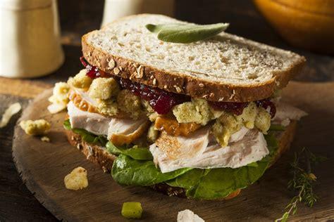 thanksgiving turkey sandwich recipe friends inspired thanksgiving turkey sandwich recipe