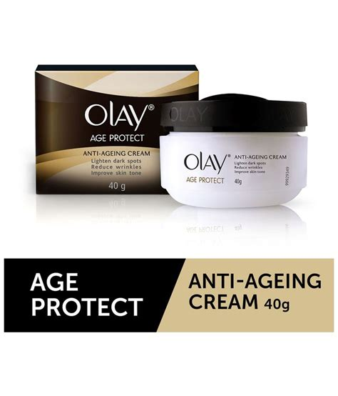 Olay Age Protect olay age protect anti ageing skin moisturizer 40g buy olay age protect anti ageing skin