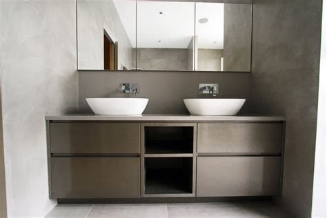 Modern Bathroom Units Fitted Bathroom Furniture In Bespoke Bathroom Cabinets