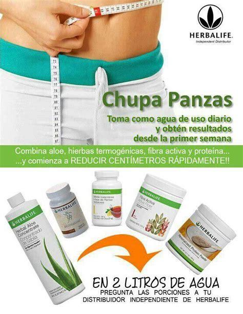 Herbalife Detox Tea by Chupa Panza Herbalife
