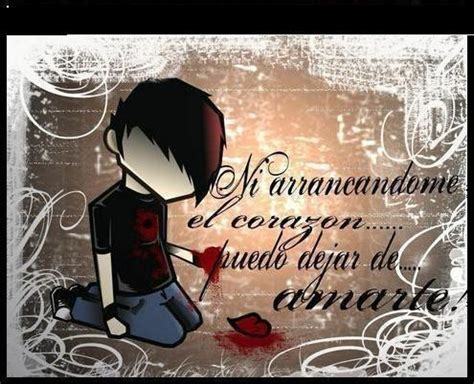 imagenes de triste por tu amor amor y tinta amor triste estilo emo