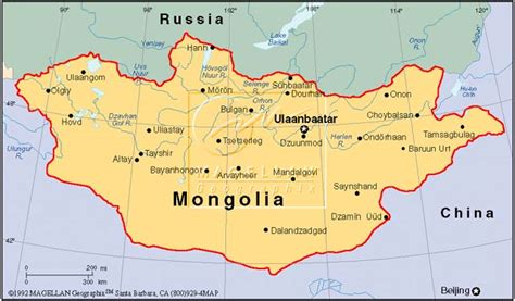 mongolia map your dollars halfway around the world cobweb