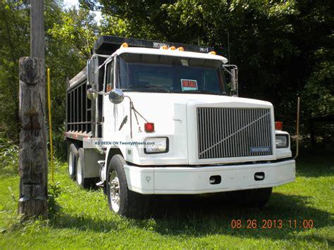 volvo white truck 1992 volvo white gmc