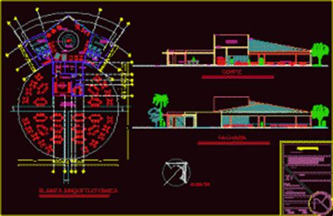 coffee shop design dwg restaurants autocad projects projects dwg free dwg
