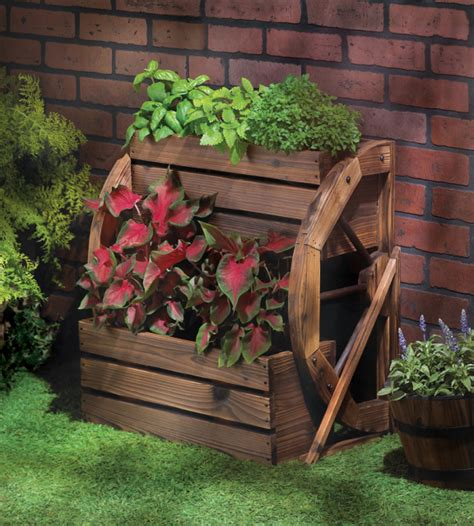 western style planter