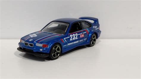 matchbox bmw 3inchdiecastbliss custom hotwheels 1994 bmw m3 gtr