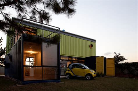 Sao Paulo Home 9 shipping container homes multi container home casa container danilo corbas s 227 o paulo brazil