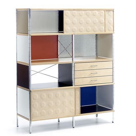 Etagere Vitra by Eames Storage Unit Bookcase Vitra Home Collection