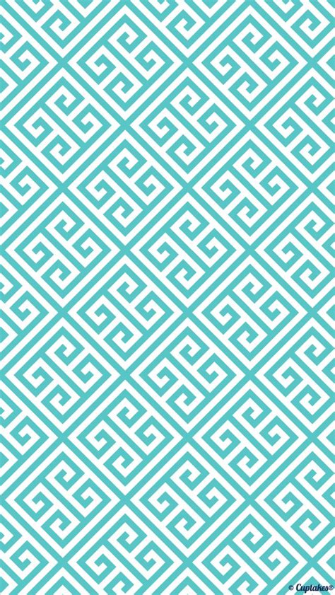 square aztec blue wallpaper wallpaper phone background