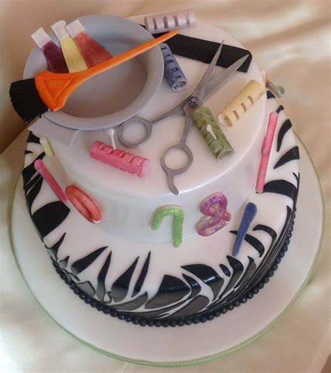 Hair Dresser Cake by 25 Best Ideas About Hairdresser Cake On