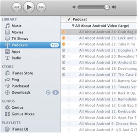 Can Android Use Itunes by How Can I Get An Itunes Like Experience For My Android Phone