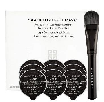 Givency Black For Light Mask by Givenchy Black For Light Mask Light Enhancing Black Mask