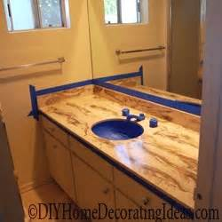how to paint countertops with laminate countertop paint