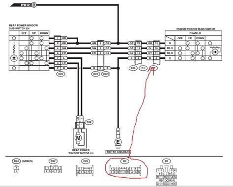 2005 subaru outback wiring diagram wiring diagram for 2005 subaru outback get free image about wiring diagram