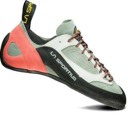 rei climbing shoes la sportiva finale climbing shoes s at rei