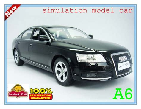 Mobil Remote New Simulation Model free shipping simulation model car 4ch remote cars audi a6 1 14 model various
