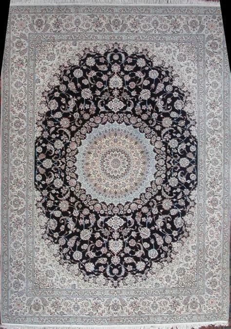 tappeto iraniano autentico tappeto iraniano habibian nain 6 la firmato