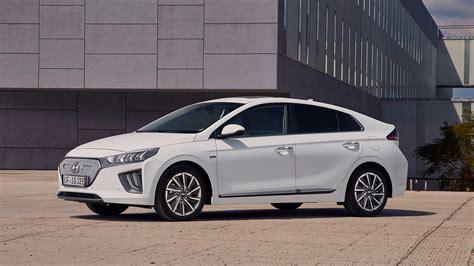 Hyundai Ioniq Electric 2020 by 2020 Hyundai Ioniq Arrives With More Power Range For