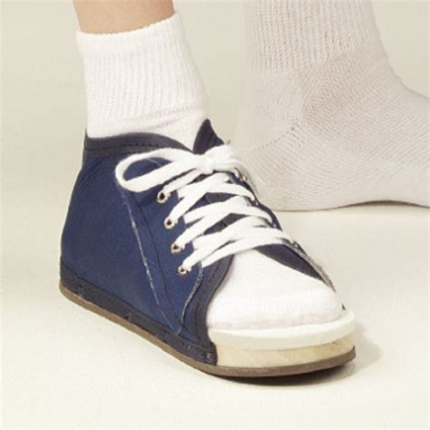 op shoes canvas post op shoes with wooden sole single or 5 pack