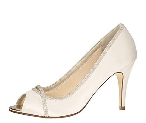 Brautschuhe Ivory Peep Toe by Brautschuhe Und Andere Schuhe F 252 R Frauen Top Marken