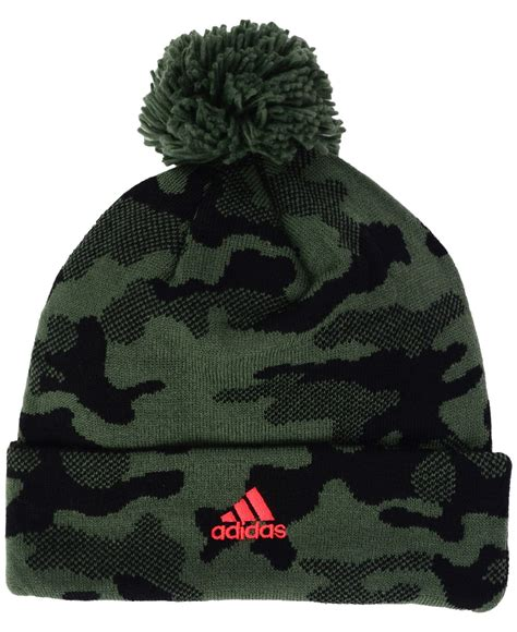 wisconsin badgers knit hat adidas originals wisconsin badgers veterans day camo knit