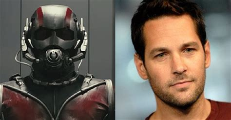actor ant man paul rudd reportedly in talks to become ant man comic vine