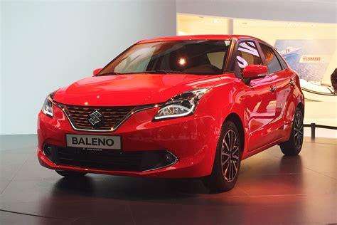 Modified Baleno 2016 by 2016 Suzuki Baleno Hatchback Specs And Photo Gallery
