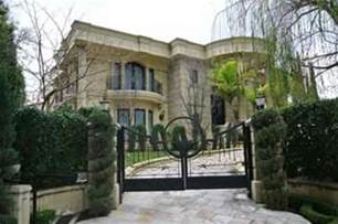 george clooney houses george clooney s house picture of ultimate hollywood