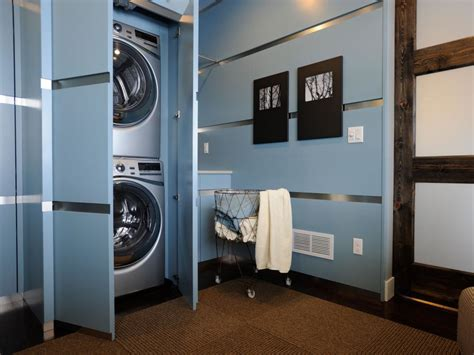 Laundry Room Accessories Storage Decor And Storage Tips For Basement Laundry Rooms Hgtv
