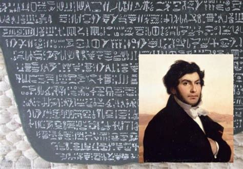 deciphering the rosetta stone the father of egyptology suffered a tragic death after