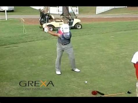 slow motion camera for golf swing chip beck chions tour slow motion golf swings youtube