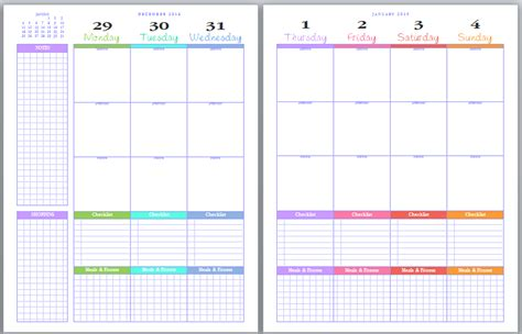 planner design templates diy planner calvin was right