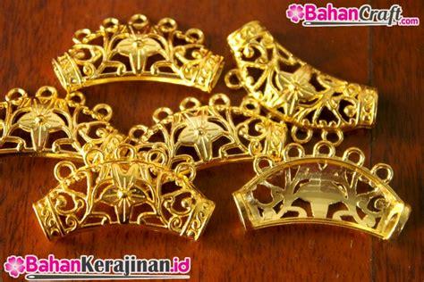 Kalung Mutiara Coklat Gold findyka home