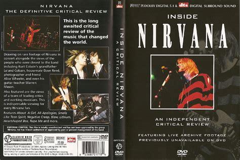 Kaos Classic Rock Band Nirvana 1988 nfc the nirvana fan club