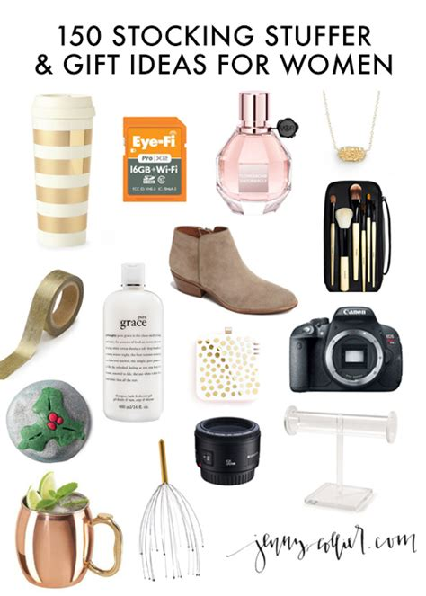 gift ideas for women christmas stocking stuffers for women