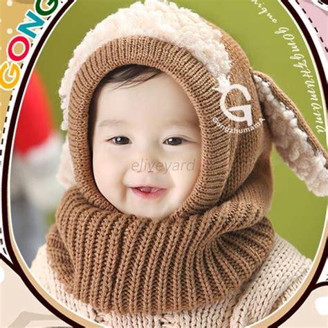Topi Cing Kupluk Wool Winter Hat Beanie new winter baby boys warm woolen coif