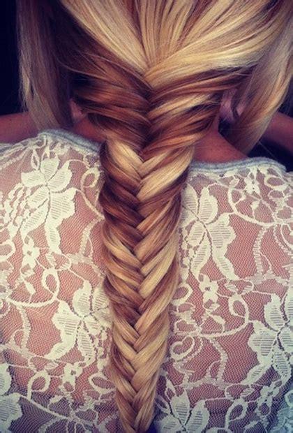 easy hairstyles with box fishtales the fishbone braid m y