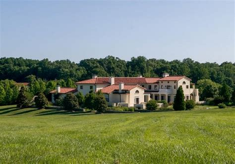 Neoclassical Homes Fidelio A 20 000 Square Foot Estate On 61 Acres In The
