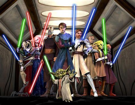 Wars The Clone Wars Lands On Netflix
