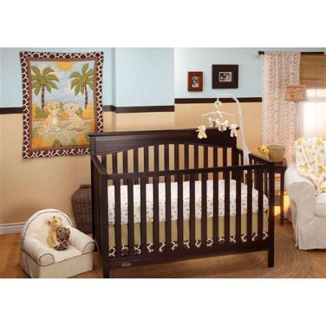 Cing Baby Crib by Disney Baby Bedding King Jungle 3 Crib