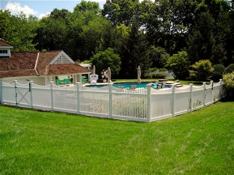 woodworking ct wood cedar scalloped picket fence greenwich ct