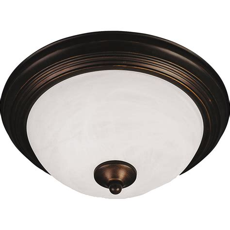 3 Light Flush Mount Ceiling Fixture Maxim 5842mroi Essentials 584x Collection 3 Light Ceiling Flush Mount Incandescent Light
