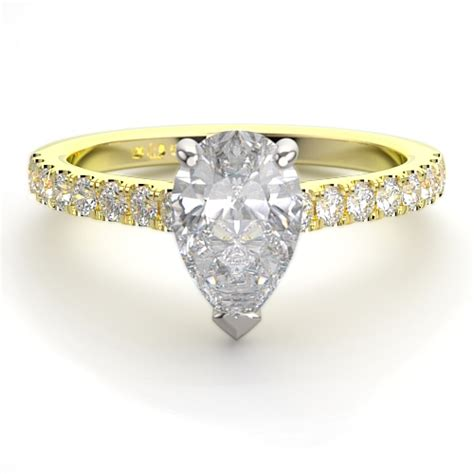 Top Ten Engagement Gold Rings by Top Ten Engagement Gold Rings