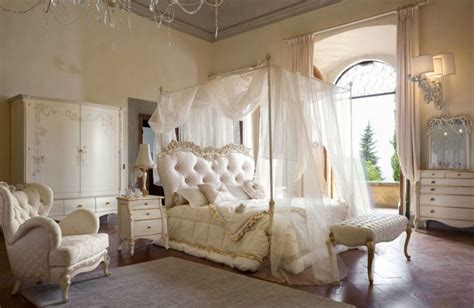 luxury white bedroom 50 awesome canopy beds in modern and classic style bedroom