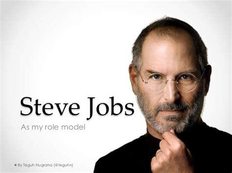 Steve Essay by Steve As My Model
