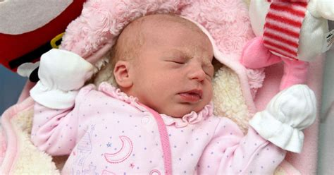 uk celebrities born on christmas day proud mum changes newborn daughter s name after she was