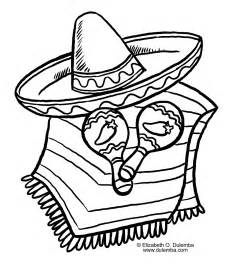 free coloring pages fiestas patrias mexico
