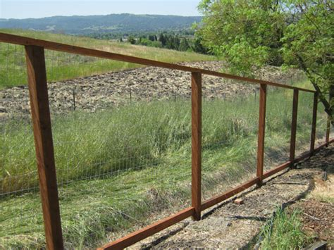 deer fences c j fencing