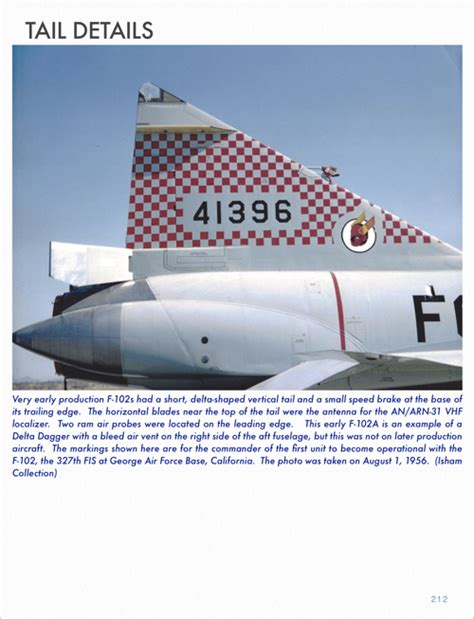 f 102 delta dagger in detail scale detail scale series books f 102 delta dagger in detail scale