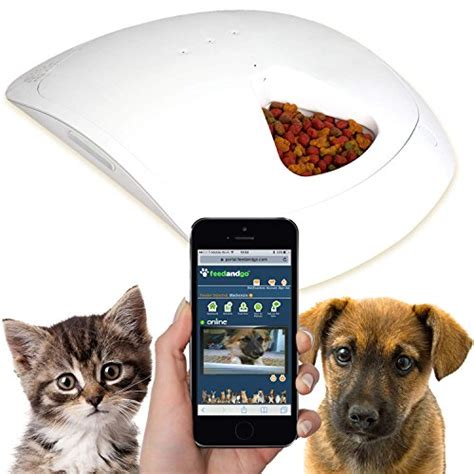 7 Smart Pet Solutions by Best Smart And Cat Feeder